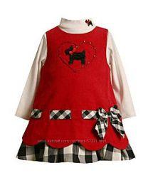 Нарядные оригинальные платья и комплекты из Америки