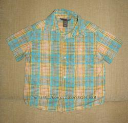 Рубашки на мальчика, Англия