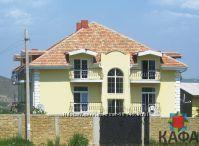 Проект дома, магазина, гостиницы в Крыму.