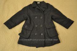 Пальто из Германии Klitzeklein 80р  1 -1. 5 лет