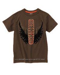 Регланы, футболки Crazy 8 для мальчиков. Распродажа.