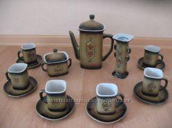 Сервиз керамический кофейный, продажа, обмен