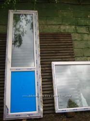 стеклопакеты, балконная дверь и окно