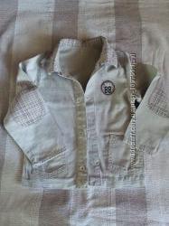 куртка-жакет хб или легкий джинс ТМ Gee Jay