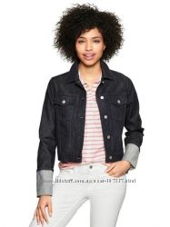 GAP джинсовые пиджаки распродажа