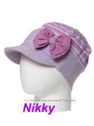 Красивые шапочки для принцесс р. 50-52