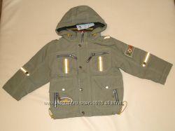 Качественные куртки  для мальчика  на рост 92-100