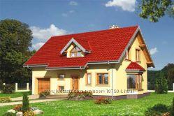 Продам проект дома на 174м2 жилая - 126м2