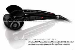 Babyliss Pro MiraCurl the Perfect Curling Machine BAB2665E - автомат. плойк