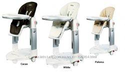 Современный стульчик TATAMIA от PEG PEREGO - качество, дизайн, функционал