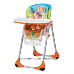 Легендарный стульчик CHICCO POLLY DOUBLE PHASE- практично и мега-комфортно