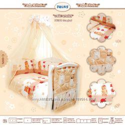 Постельные комплекты для самых маленьких  Twins Comfort  Сладкий сон малыша