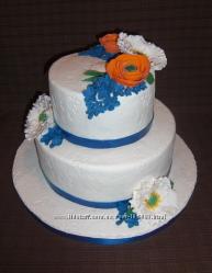 Вкусные и красивые торты- подарки на заказ