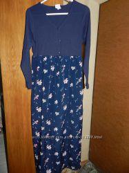 платье беременной размер 44-46 США