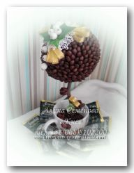 Ароматные подарки-кофейные деревья и не только