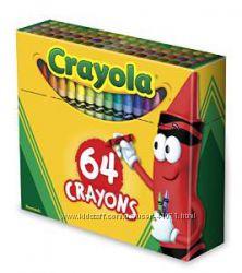 Crayola карандаши и маркеры