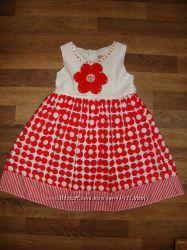 платья сарафаны юбочки девочке фирменное