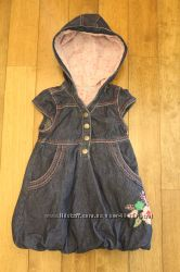Платье джинсовое Pumpkin Patch