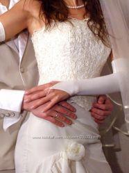 Свадебное платье,  не такое как у всех.
