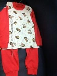 пижамки детские и взрослые