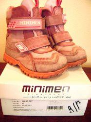 Зимние ботинки MINIMEN стелька 14 см