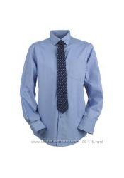 Новая рубашка с галстуком, размер 15