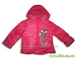 Детские демисезонные курточки  Ginkana Испания р. 86-116