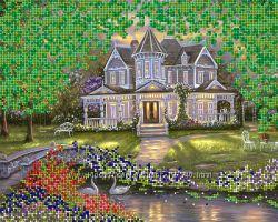 Вышейте Дом вашей мечты