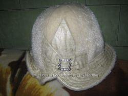 Очень оригинальная шляпка