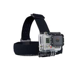 Крепление на голову для спортивных камер