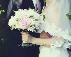 Свадебный букет. Оформление свадебной машины