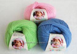 Baby wool Alize  Порадуйте малышей уютными обновками