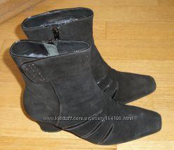 Ботинки женские зимние LUCIANO CARVARI размер 37