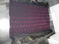 Шикарная шаль - накидка Торг