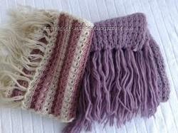 шарфик зимний