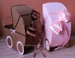 Свадебные колясочки для сбора денег