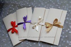Конверты для денежных подарков