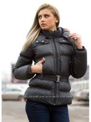 Куртка пуховик Adidas Light Down Long Jktw, P03432. Размер 44-46