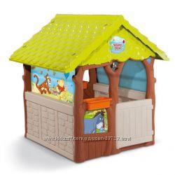 Игровые домики Little Tikes, Smoby, Feber