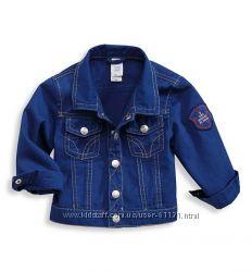 Куртка легкая хлопок р. 68 - 74 C&A