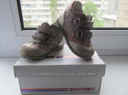 Демисезонные ботиночки Minimen на девочку