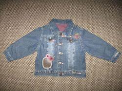 Одежда для девочки на весну 74-80 р.