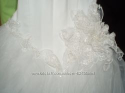 новое Платье свадебное