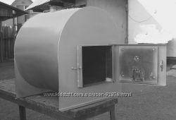 Дровяной котел Екоген 12 - 25квт длительного горения, твердое топливо
