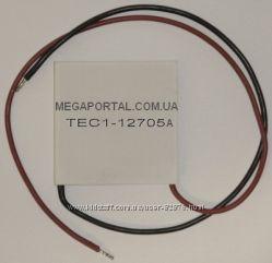 Защита от замыканий Термоэлемент TEC1-12705 термомодуль Пельтье TEC1-12706