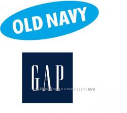 Old Navy и GAP под минус 25-35, сегодня