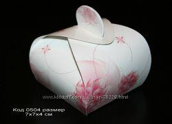 Коробочки для мыла ручной работы