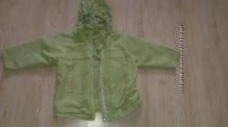 Куртка 2 в 1 Amadeo , демисезонная , на 80 рост