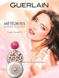 Guerlain Meteorites Perles Blossom - легендарная пудра
